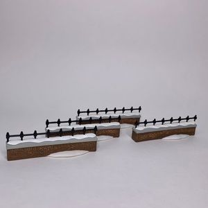 Dept 56 Churchyard Fence Extensions